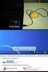 USB Potato